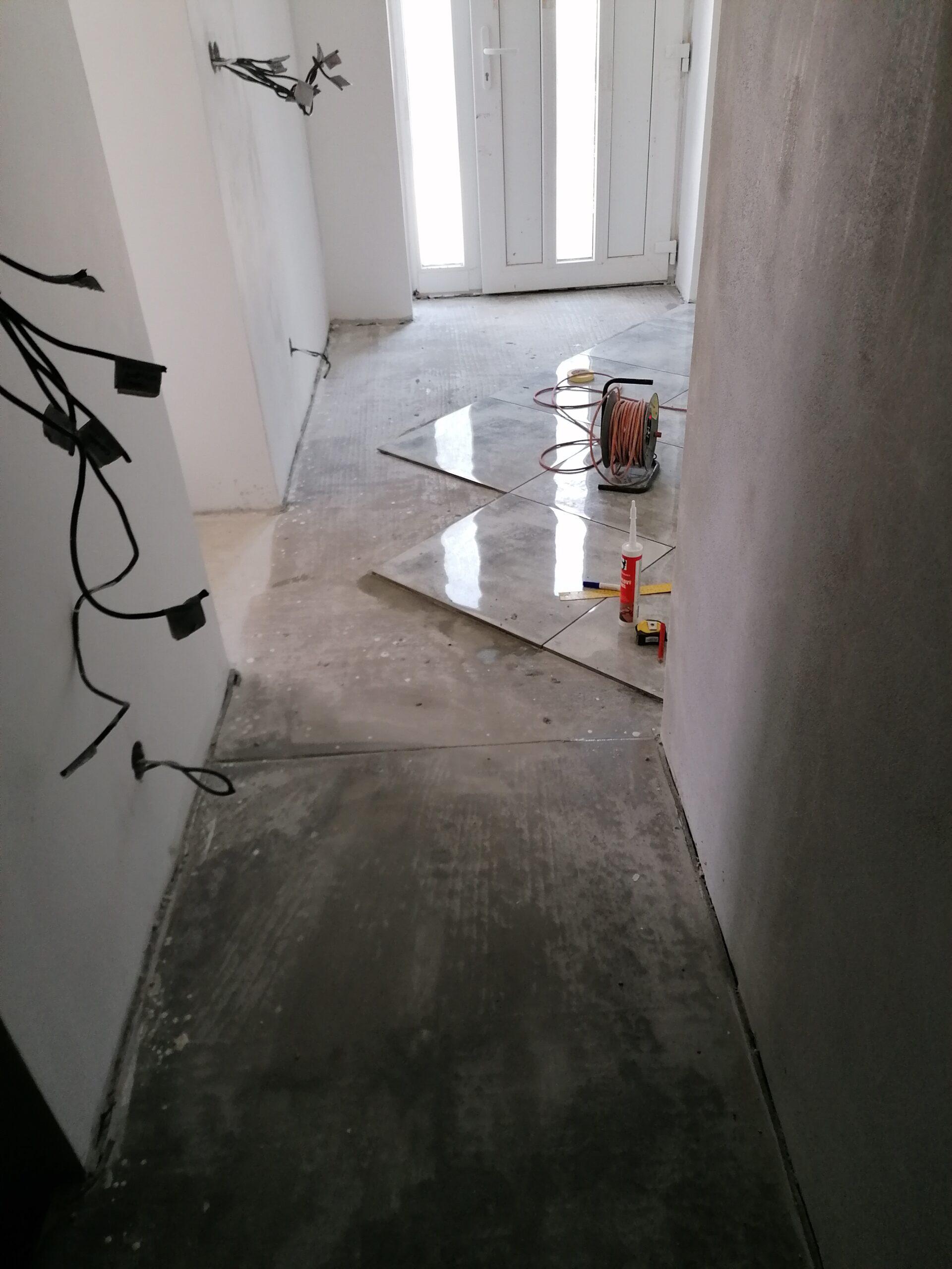 Rekonstrukce bytu – Krnov