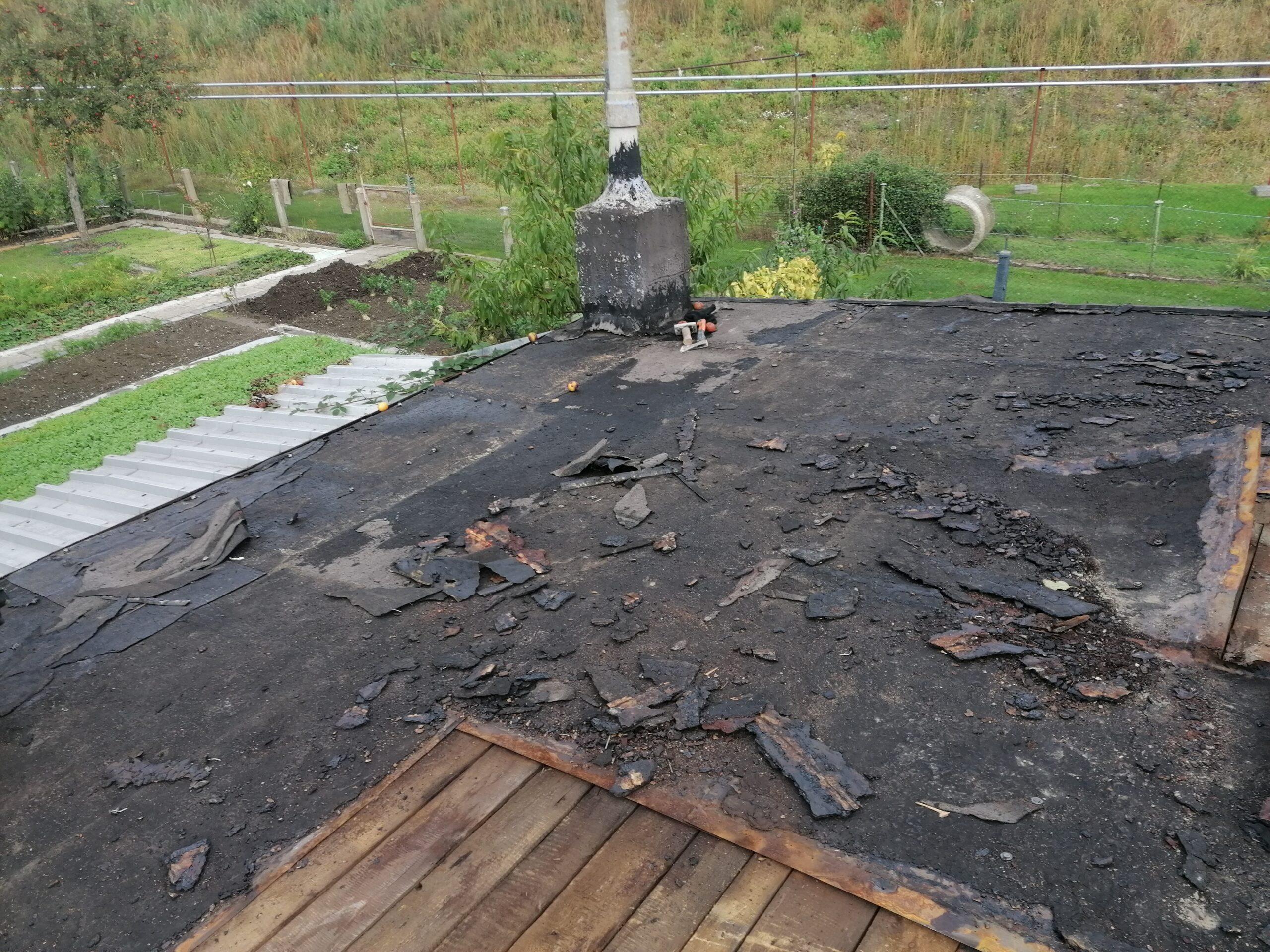 Rekonstrukce stříšky – Zahradkářská kolonie – Krnov